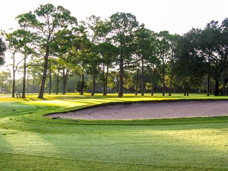 Fernandina Beach Municipal Golf Course Cover