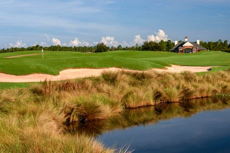 Golf Club at South Hampton Cover Picture