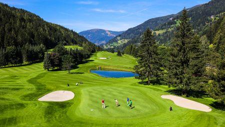 Overview of golf course named Gc Bad Kleinkirchheim - Kaiserburg