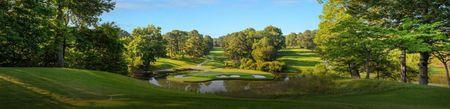 Buchanan Fields Golf Course Cover