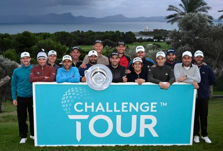 Challenge Tour Cover Picture
