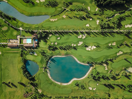 Golf and Country Club Le Pavoniere Cover Picture