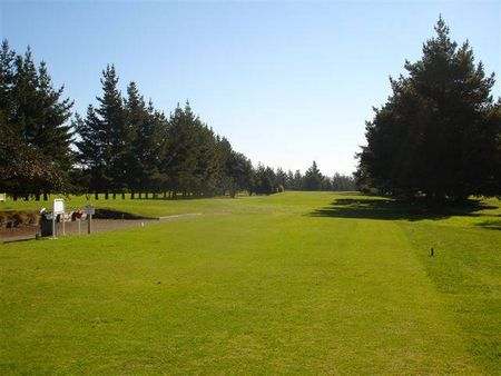 Overview of golf course named Hawkes Bay Golf Club