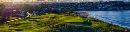Overview of golf course named Ballycastle Golf Club