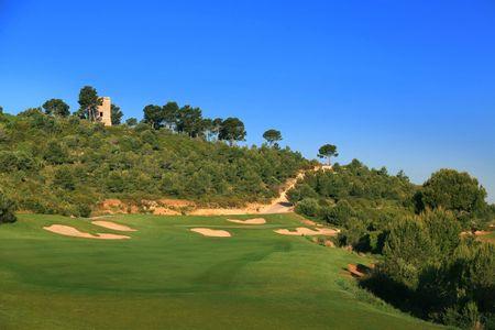 Overview of golf course named Lumine Mediterránea Beach & Golf Community - Ruins Course