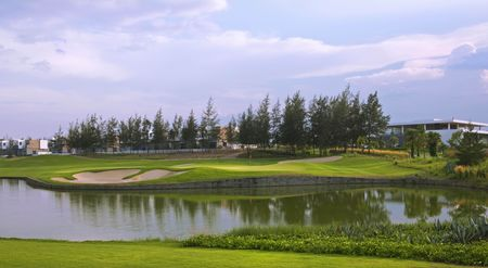 Montgomerie Links Vietnam Cover Picture