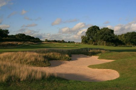 Overview of golf course named Woodhall Spa Golf Club - The Bracken