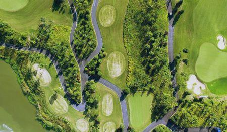 Shanghai Qizhong Garden Golf Club Cover Picture