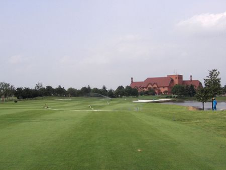 Shanghai International Golf and Country Club Cover Picture