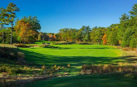 Boston Golf Club Cover Picture