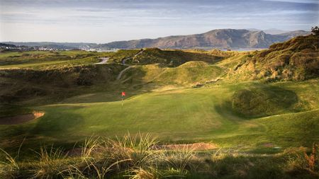 North Wales Golf Club Cover Picture