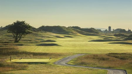 Overview of golf course named Southport and Ainsdale Golf Club