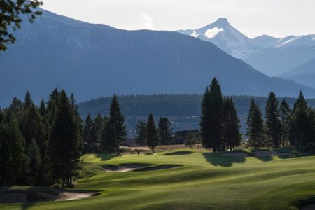 Overview of golf course named Copper Point Golf Club - The Point