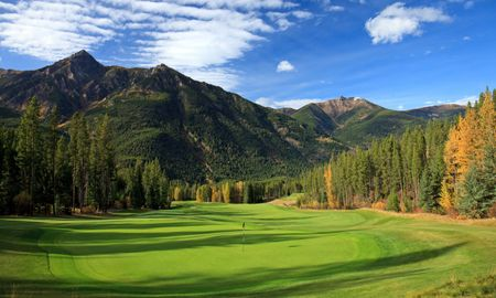 Greywolf Golf Course Cover Picture
