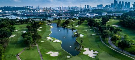 Singapore Swing: The Island's Five Best Golf Courses