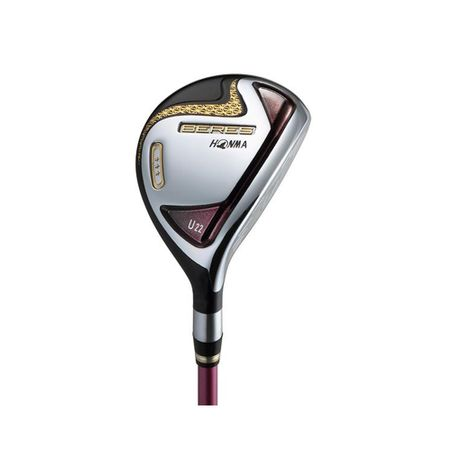 Golf Hybrid Beres Ladies 3-Star made by Honma Golf