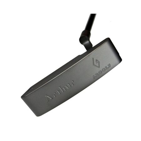 Golf Putter Arthur Dark Edition made by Argolf