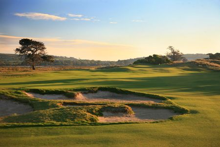 Barnbougle Golf Club - The Dunes Cover Picture