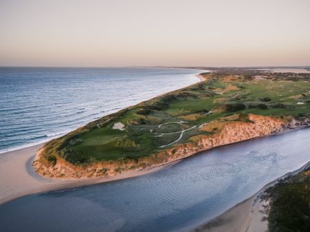 Barnbougle Golf Club - Lost Farm Cover