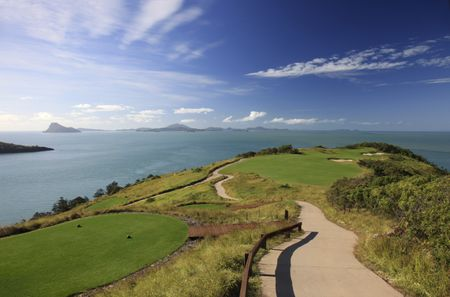 Hamilton Island Golf Club Cover Picture