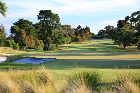 Huntingdale Golf Club Cover Picture