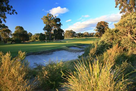 Kingston Heath Golf Club Cover Picture
