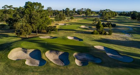 Yarra Yarra Golf Club Cover Picture