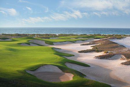 Saadiyat Beach - Gary Player's Masterpiece in the Gulf