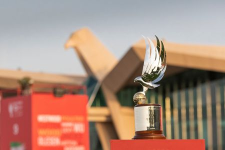 The Abu Dhabi HSBC Championship presented by EGA Cover Picture