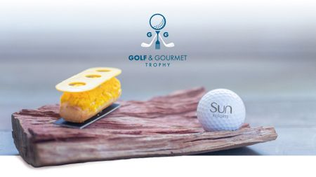 6th Golf & Gourmet Trophy Cover Picture