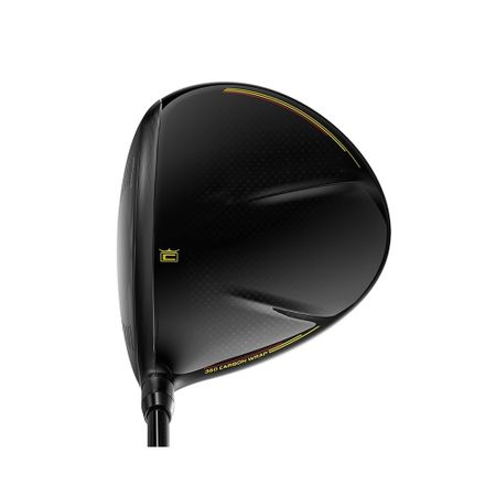 Golf Driver King Speedzone Xtreme Tour Length - Yellow made by Cobra Golf