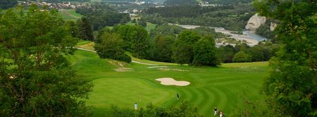 Buna Vista Golf Sagogn Cover