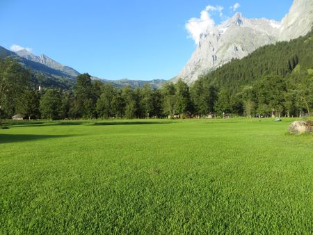 Golf Grindelwald Cover Picture
