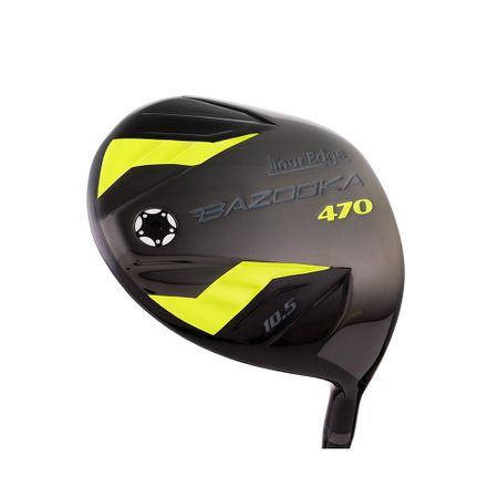 Driver Bazooka 470 Black Tour Edge Picture