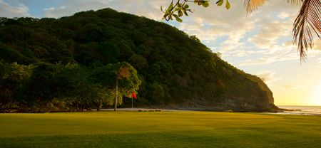 Overview of golf course named Guacalito de la Isla Golf Course