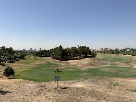 Overview of golf course named Enghelab Sports Complex Golf Course