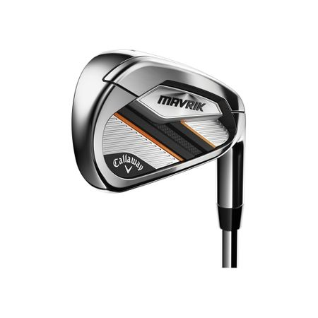 Golf Irons Mavrik made by Callaway Golf