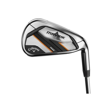 Golf Irons Mavrik Max made by Callaway Golf