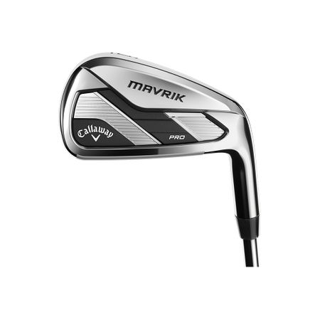 Golf Irons Mavrik Pro made by Callaway Golf