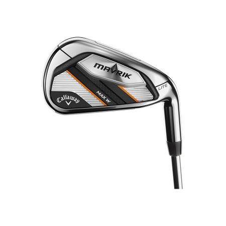 Golf Irons Women's Mavrik Max Lite made by Callaway Golf