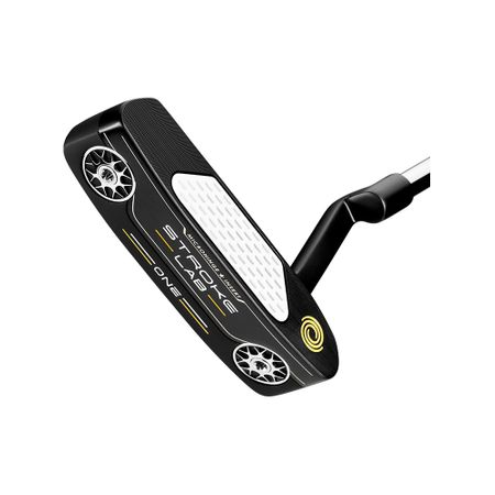 Golf Putter Stroke Lab Black One made by Odyssey