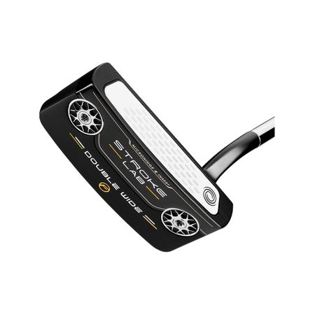 Golf Putter Stroke Lab Black Double Wide Flow made by Odyssey