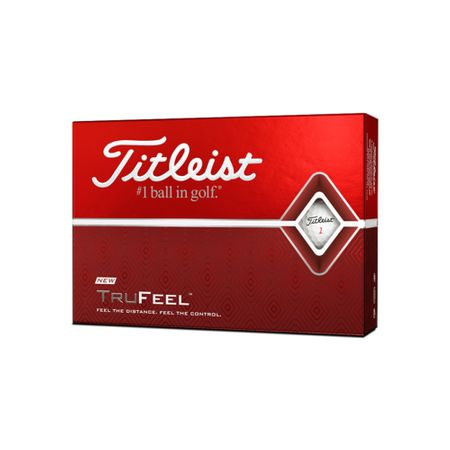 Golf Ball TruFeel (2020) made by Titleist