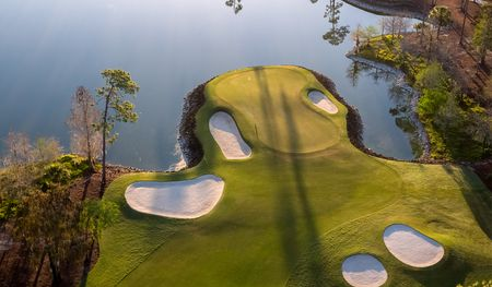 Overview of golf course named Naples National Golf Club