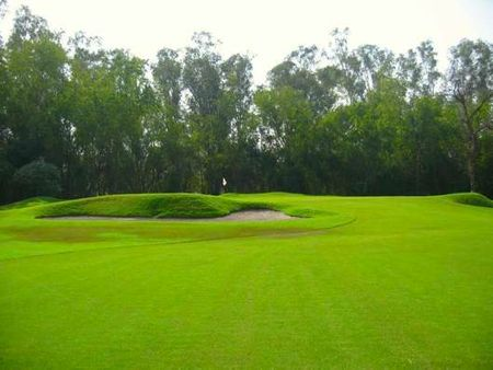Overview of golf course named Chandigarh Golf Club