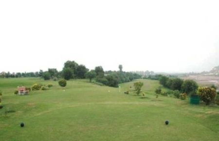 Overview of golf course named Panchkula Golf Club