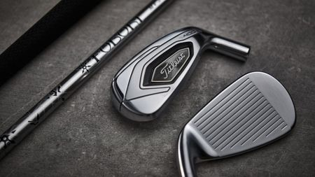 Introducing The New T400 Irons
