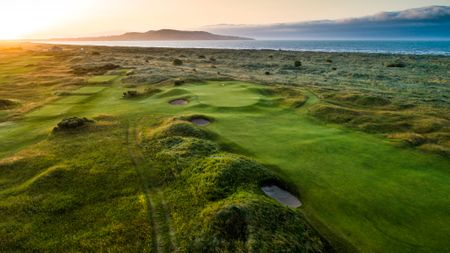 The Royal Dublin Golf Club Cover Picture