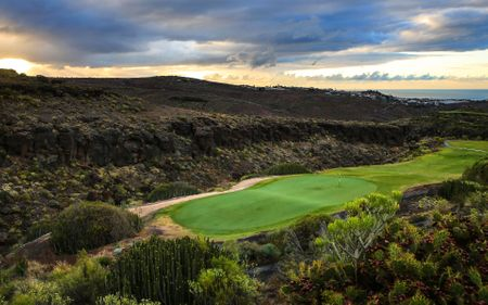 Overview of golf course named Salobre Golf and Resort - New Course