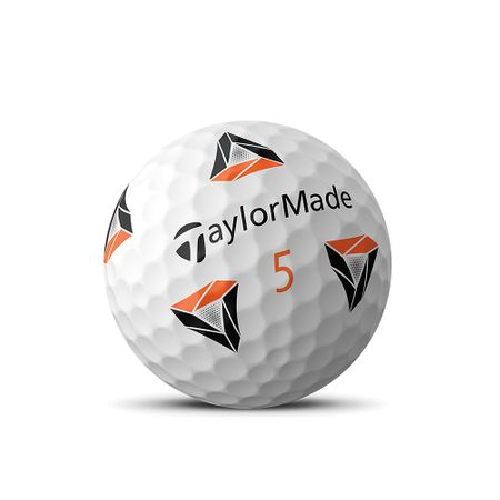 Golf Ball TP5x Pix made by TaylorMade Golf